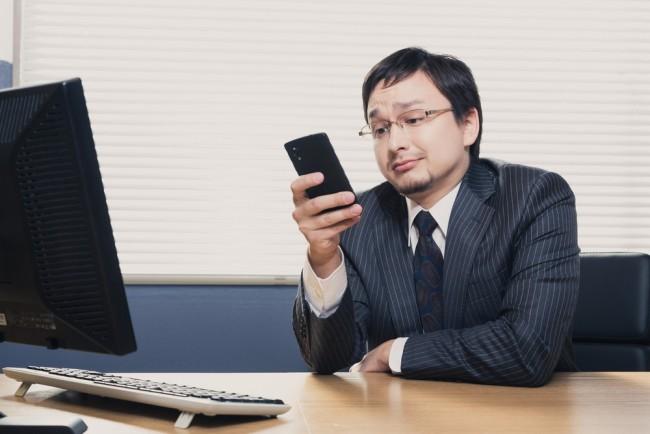 いつもメールやLINEで失敗する男性